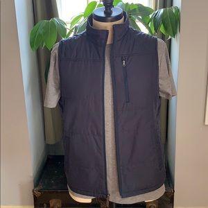 Reversible Johnston & Murphy vest.